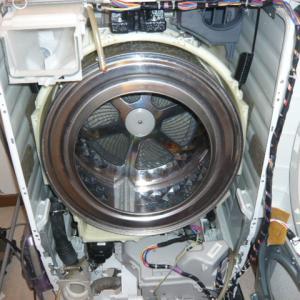 ドラム式洗濯機、乾燥機能は正常に働いていますか、臭いませんか。