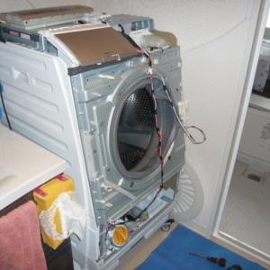 においが気になる洗濯機