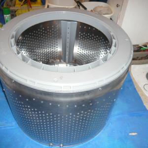 乾燥機能が低下したドラム式洗濯乾燥機