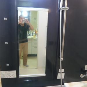 リピーターさんの浴室と洗濯機の清掃してきました。