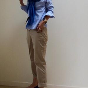 GUオックスフォードシャツ
