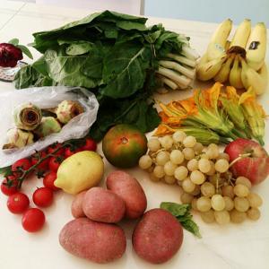 新鮮野菜とお魚の料理教室