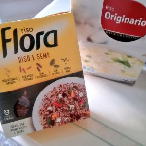 イタリアで五穀米