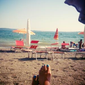 イタリアに熱波がやってきたー(゚∀゚)