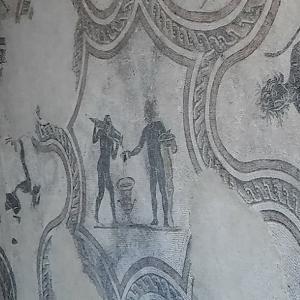 ウンブリア州スペッロのモザイク遺跡