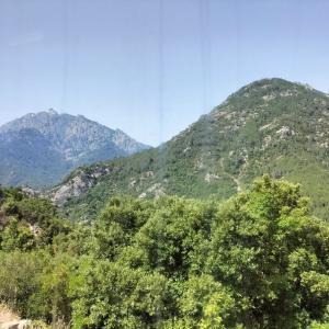 フランス山岳鉄道の旅 ついに海の町へ