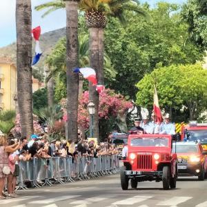 フランス革命記念日の1日