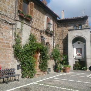 イタリアの小さな村バルバラーノ・ロマーノ