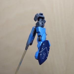 HG ガンダムバルバトス ジュビロ磐田verを作る。その10
