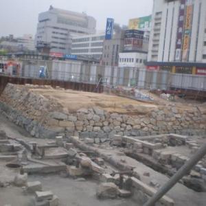 福山城御水門跡