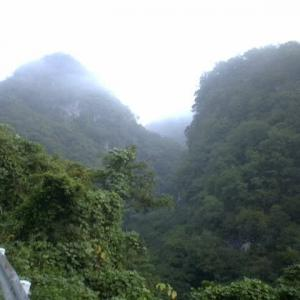 「天空の城」に登る 備中国吉城