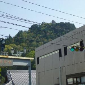「天空の城」に登る 今高野山城