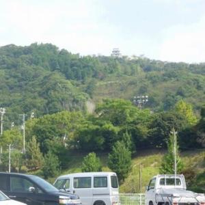 「天空の城」に登る 海山城