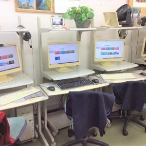 金曜日10時クラスは初めてのオンラインレッスン!