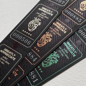 第1回「ナンバリング・チケット  シール」製造キャンペーンのお知らせ