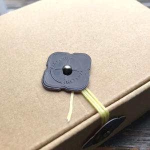 エンボス加工 2mmパンチ穴 超厚紙!
