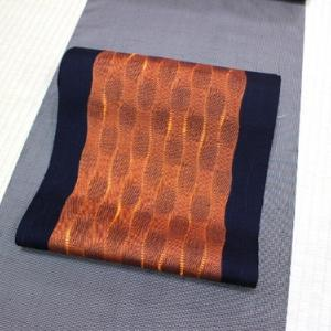米沢産地より 紬と八寸帯
