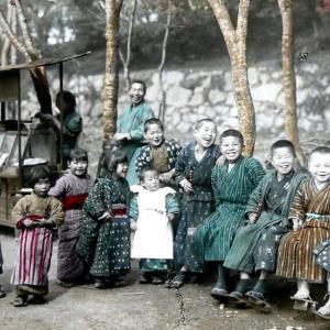 日本は「子どもの楽園」だった