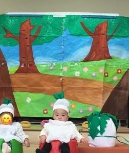 生活発表会@娘2歳児&息子0歳児クラス