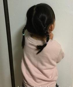 娘@3歳9ヶ月