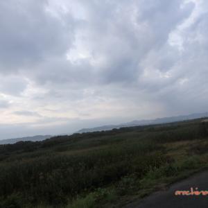10/27 西代橋へ(斐伊川堤防左岸) 02