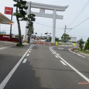 6/6 大社から平田(路地へ) 08
