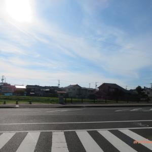 7/22 平田から宍道湖(ゴビウスへ) 07