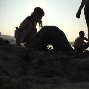 続、砂のお城(トンネルの先の世界)