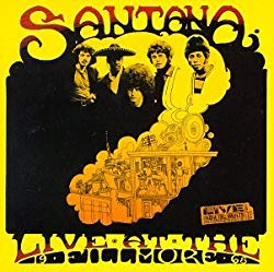 Live at The Fillmore '68/Santana