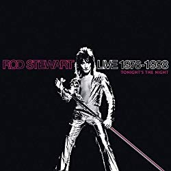 Live 1976-1998 Tonight's The Night/Rod Stewart