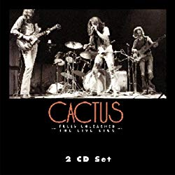 Fully Unleashed:The Live Gigs Vol.1/Cactus