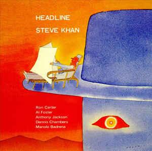 Headline/Steve Khan