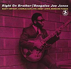 Right On Brother/Boogaloo Joe Jones