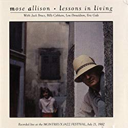 Lessons in Living/Mose Allison