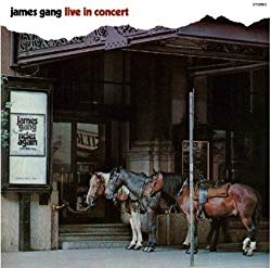 Live In Concert/James Gang