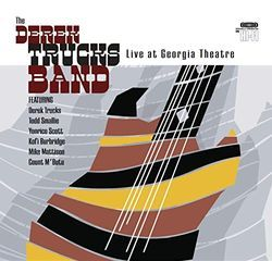 Live at Georgia Theatre/The Derek Trucks Band