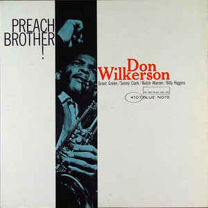 Preach Brother!/Don Wilkerson