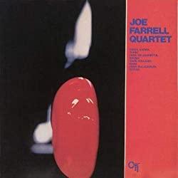 風のうた Joe Farrell Quartet(feat Chick Corea & John McLaughlin)