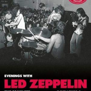 書籍「Led Zeppelin: The Complete Concert Chronicle (Revised and Expanded Edition)」9月9日発売