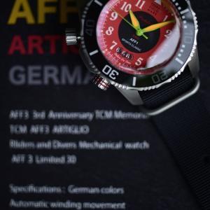 TCM  AFF 1 Limited 36 ARITIGLIO GERMAN 666 SPORTS CLASSIC 52