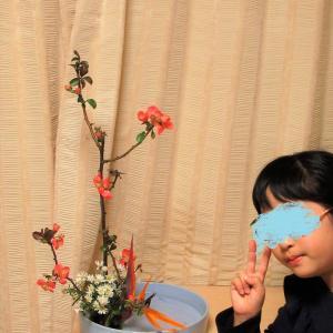 むすめのお花のお稽古(第十回目)