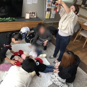 【開催報告】 川越子育ちサークルふあふあ 10期  ニキカメラさん♡