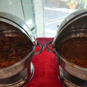 朝食カレーは毎朝具が違う《パキスタン旅行記38》