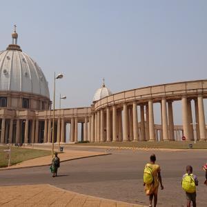 世界最大の聖堂は今どうなってるんだろ…《コートジボワール旅行記⑳》
