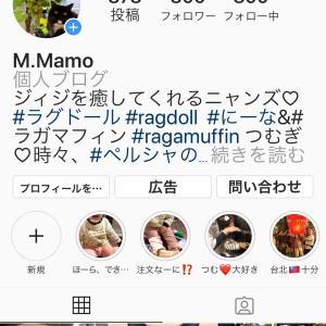 Instagram  頑張ってます(^ ^)