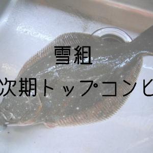 雪組次期トップコンビに彩風咲奈さん&朝月希和さん!!