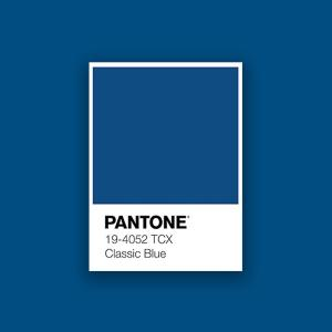 2020年のカラーは「クラシックブルー」使いやすいよーー