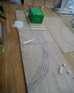 博多駅を作る