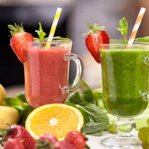 朝の野菜や果物のスムージーがシミ・シワを招くって? | 40代主婦 Life Change
