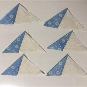 パターン*『歩く三角』